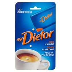DIETOR 120 COMPRESSE 6GR