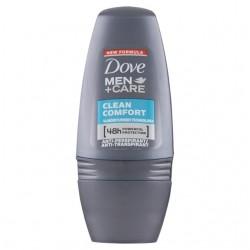 DOVE DEO ROLL MEN CLEAN 50ML