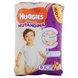 HUGGIES MUTANDINE...