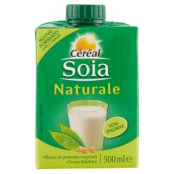 CEREAL SOIA DRINK NATURALE...