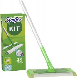SWIFFER STARTER KIT + 8...