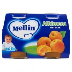 MELLIN SUCCO ALBICOCCA 4X125ML