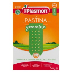 PLASMON PASTINA GEMMINE 340GR