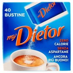 DIETOR DOLCIFICANTE 40...