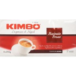 KIMBO MACINATO FRESCO BUSTA...