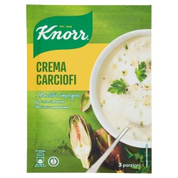 KNORR CREMA CON CARCIOFI 88GR