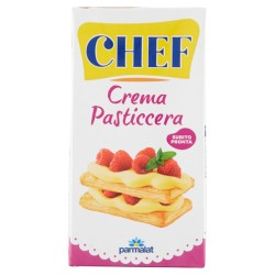 CHEF CREMA PASTICERA 530GR