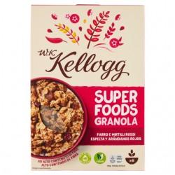 KELLOGG W.K SUPER FOODS...
