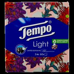 TEMPO VELINE BOX LIGHT 60PZ
