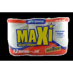 MAXI CARTA IGIENICA 12...