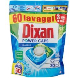 DIXAN POWER CAPS CLASSICO 60PZ