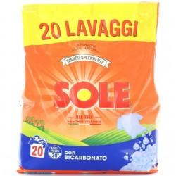 SOLE POLVERE BIANCO SOLARE...