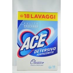 ACE POLVERE IGIENIZZANTE...