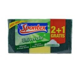 SPONTEX UNIVERSALE 2+1PZ