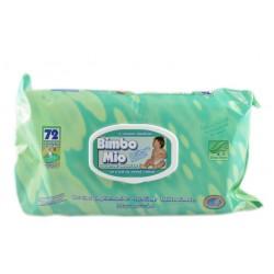 BIMBO MIO SALVIETTINE 72PZ