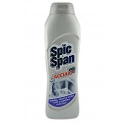 SPIC&SPAN ACCIAIO CREMA 500ML