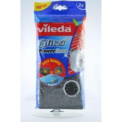 VILEDA GLITZI POWER INOX 2PZ