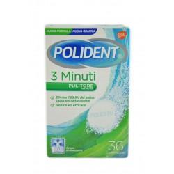 POLIDENT COMPRESSE 3 MINUTI...