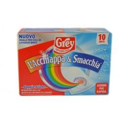 GREY L'ACCHIAPPA & SMACCHIA...
