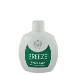 BREEZE DEO SQUEEZE GREEN...