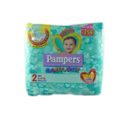 PAMPERS PANNOLINI BABY-DRY...