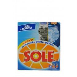 SOLE CURA LAVATRICE 2X250ML