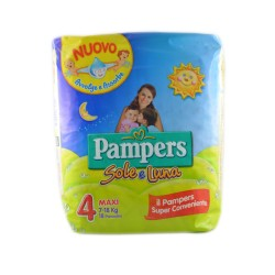 PAMPERS PAMPERS SOLE&LUNA...