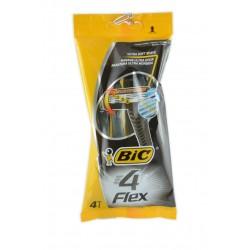 BIC RASOIO 4 FLEX - 4PZ