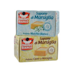 OMINO BIANCO SAPONE...